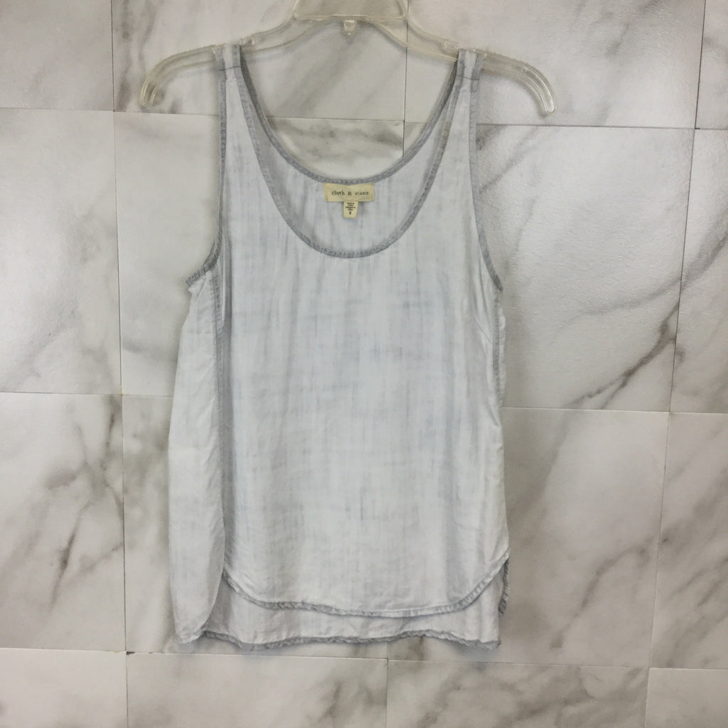 Anthropologie Cloth & Stone Denim Tank - Size S