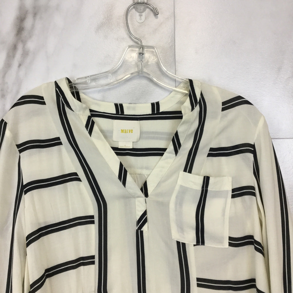 Anthropologie Maeve Laiken Henley Top - Size 2/6