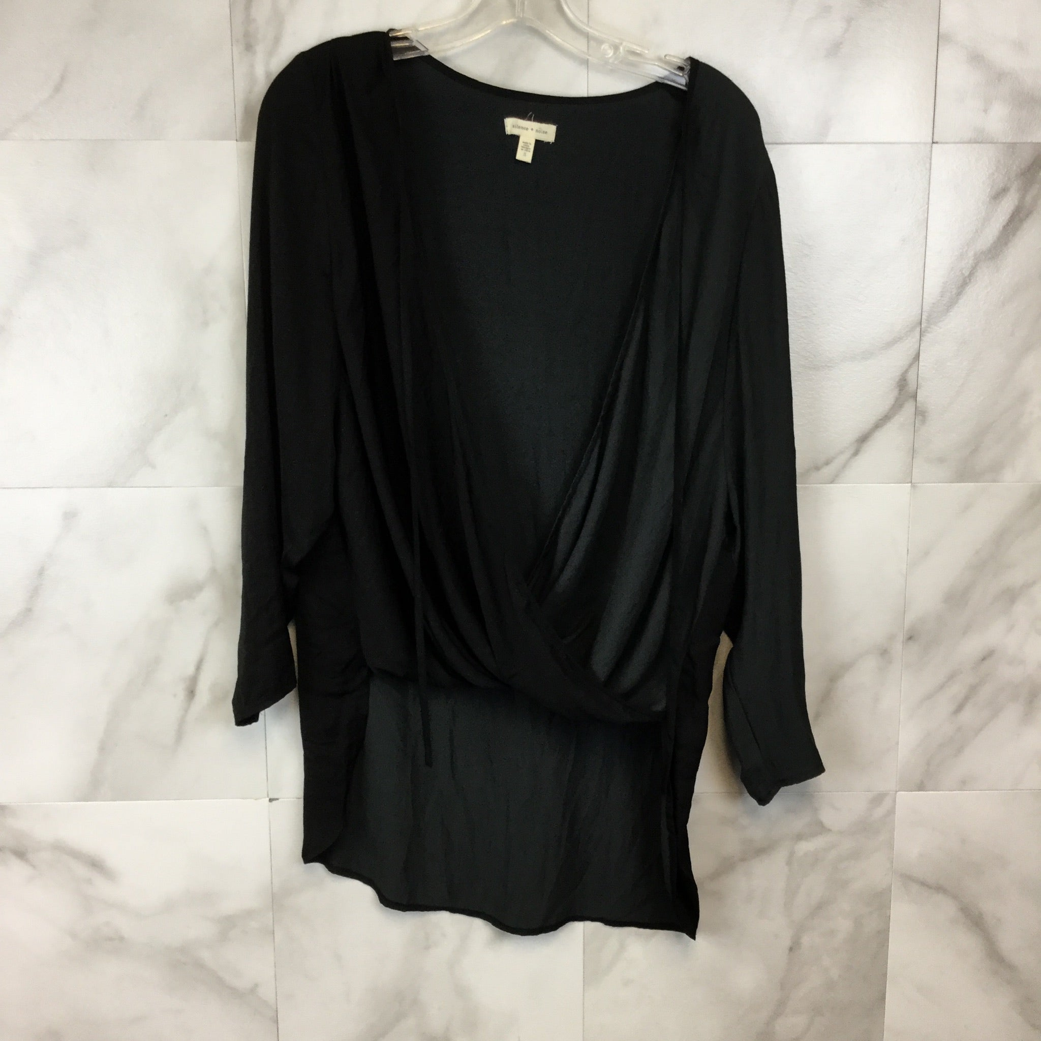 Urban Outfitters Silence + Noise Olivia Surplice Top - Size S