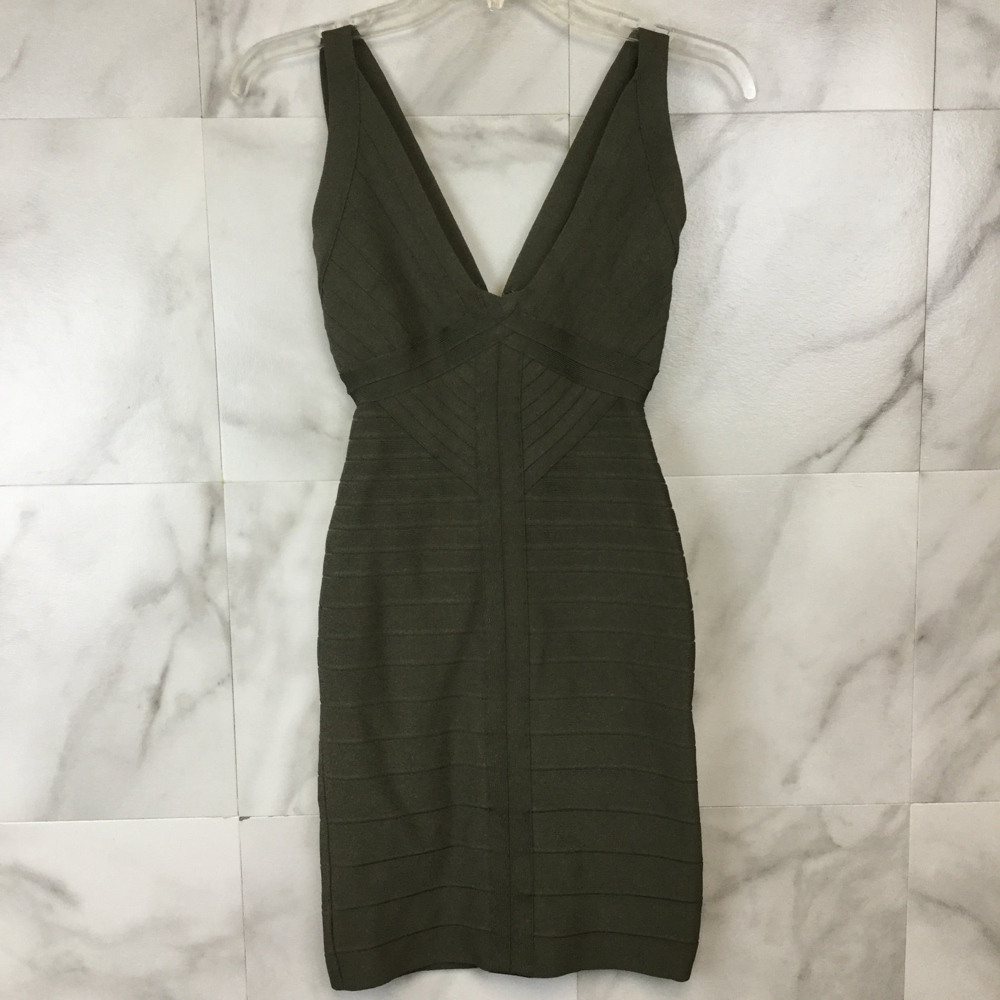 Herve Leger Trista Dress - size XS