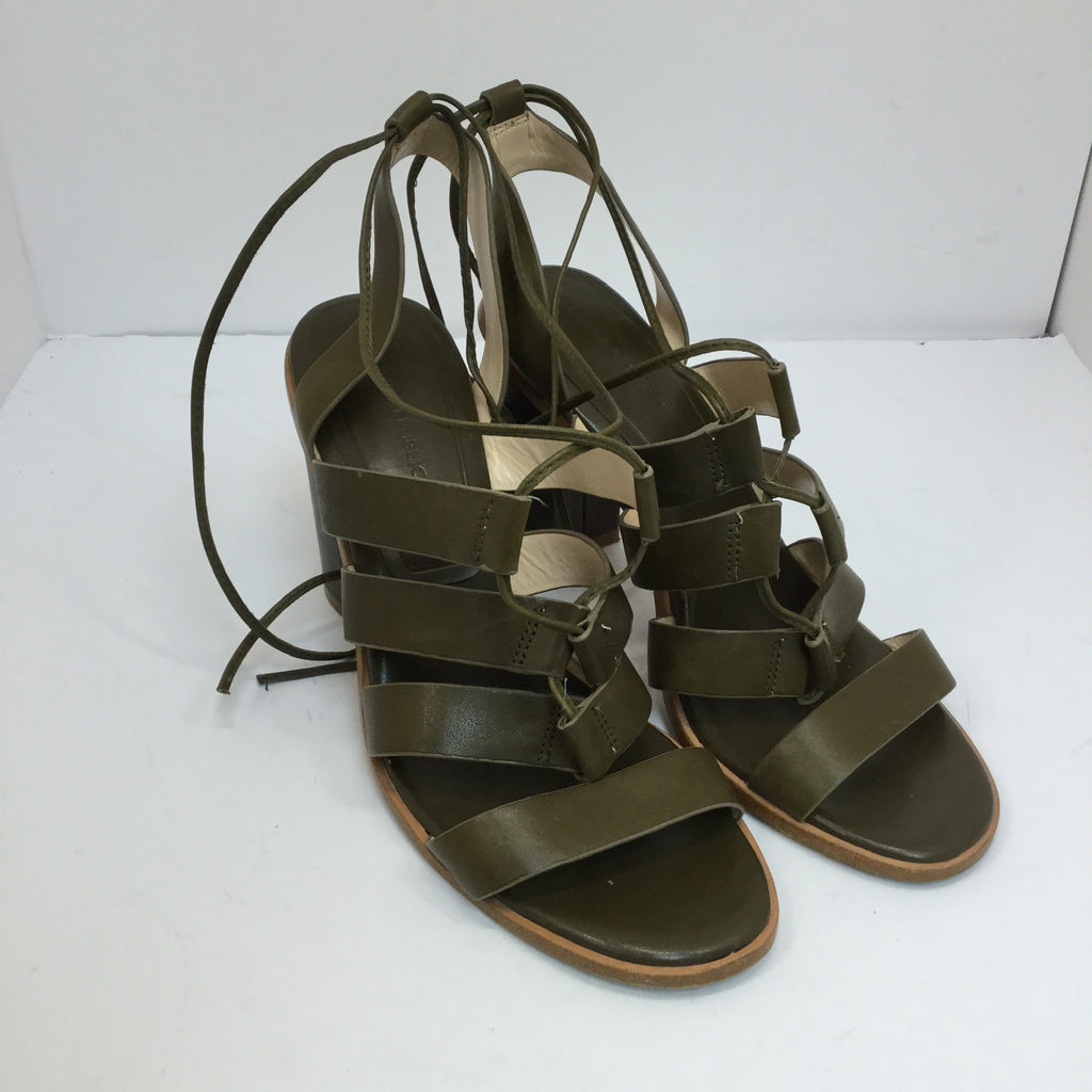 Banana Republic Rosella Ghillie Sandals - size 9