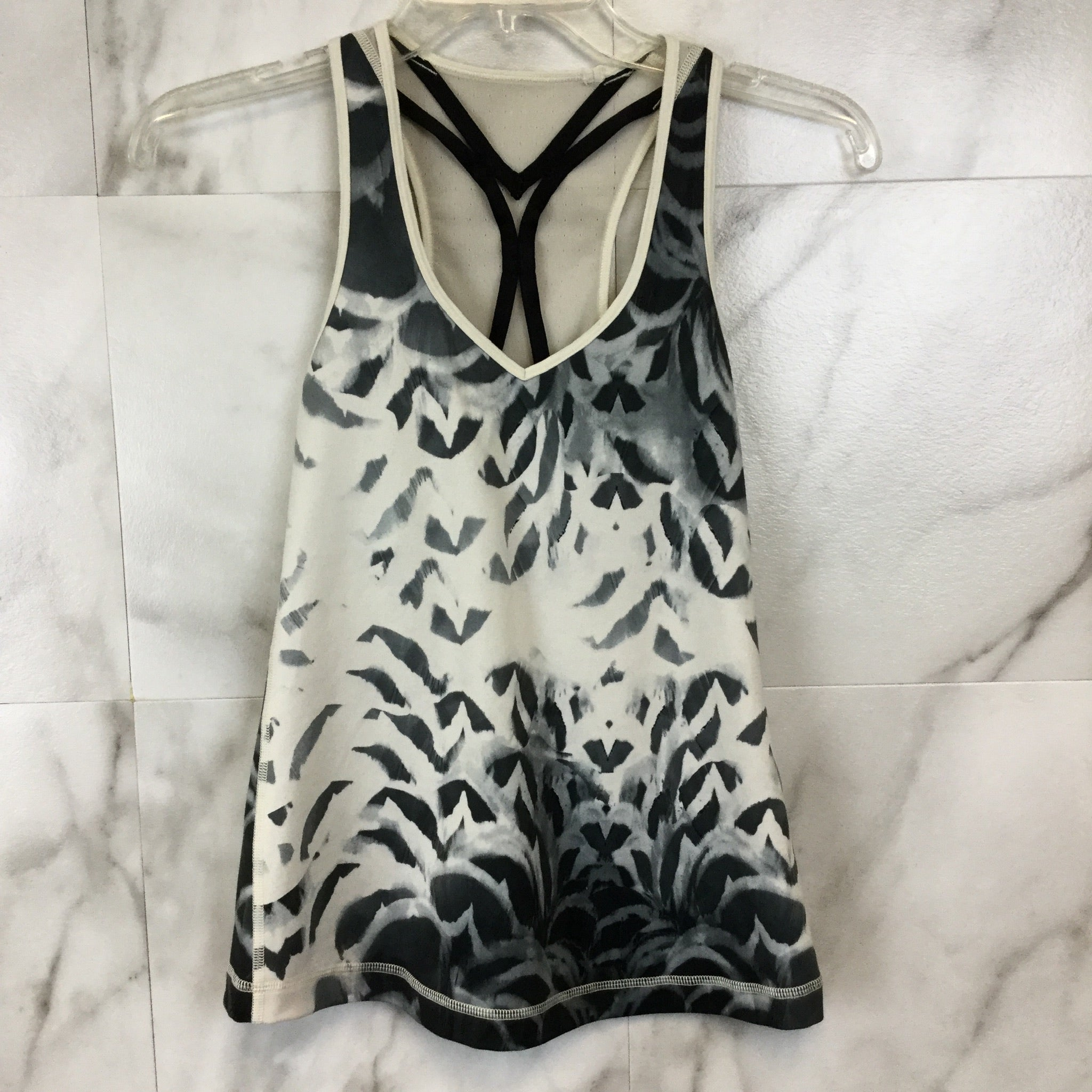 Lululemon Dance to Yoga Tank - size 4
