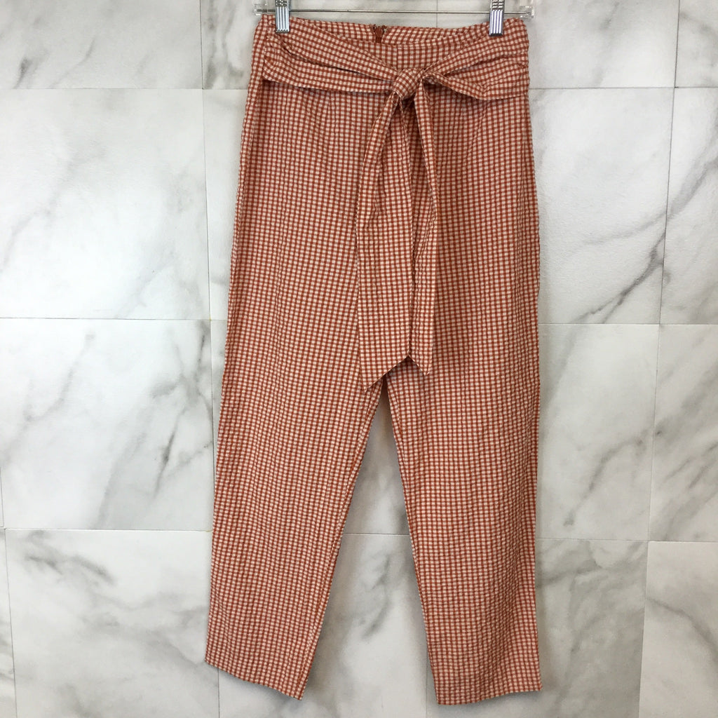 Free People West Side Tie Pants - size 2