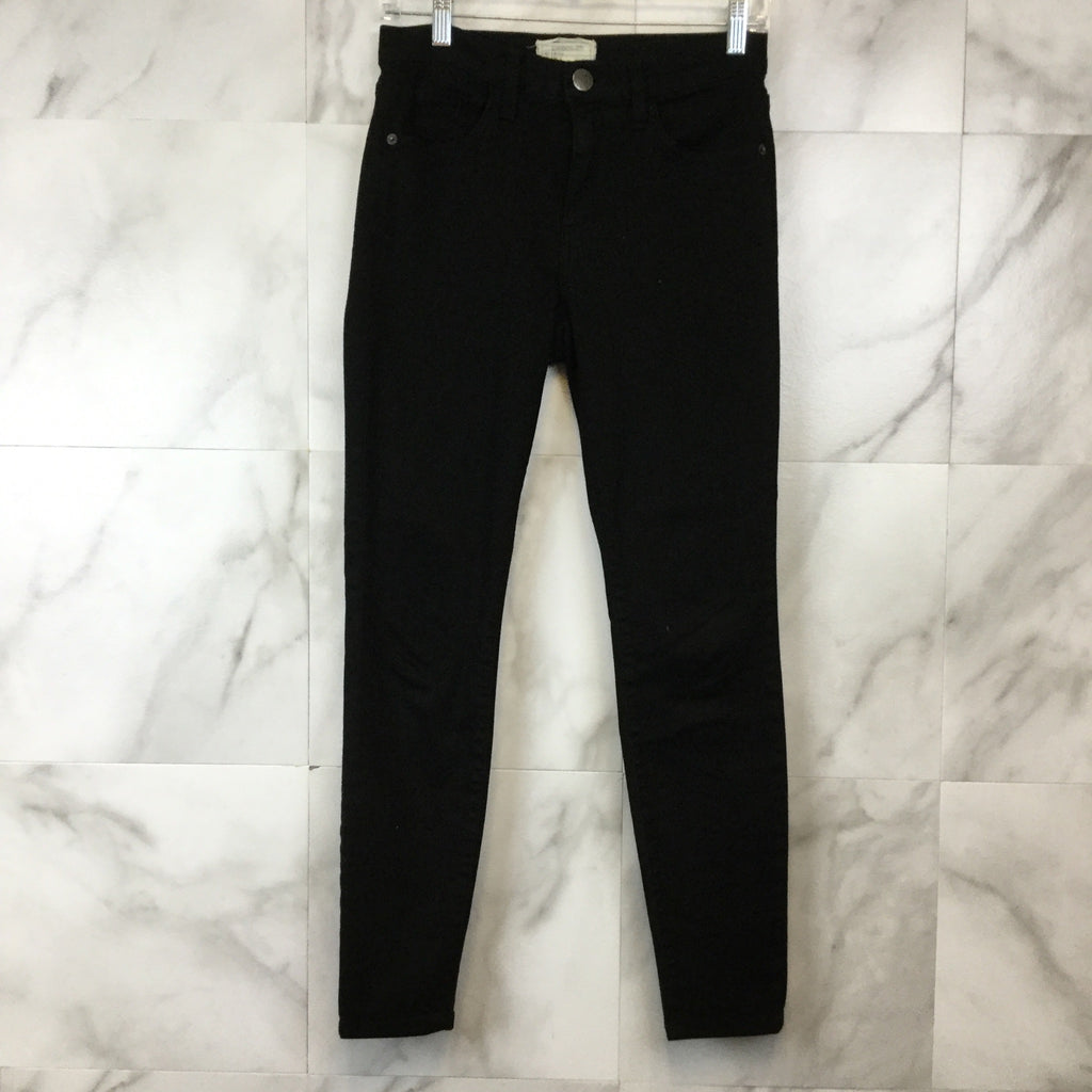 Current/Elliott High Waist Stiletto Jeans - size 27