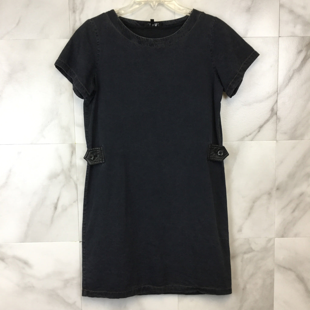 A.P.C. Chambray Shift Dress - size S