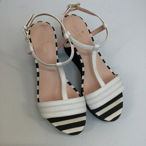 Jimmy Choo Vamp Platform Sandals - 8.5