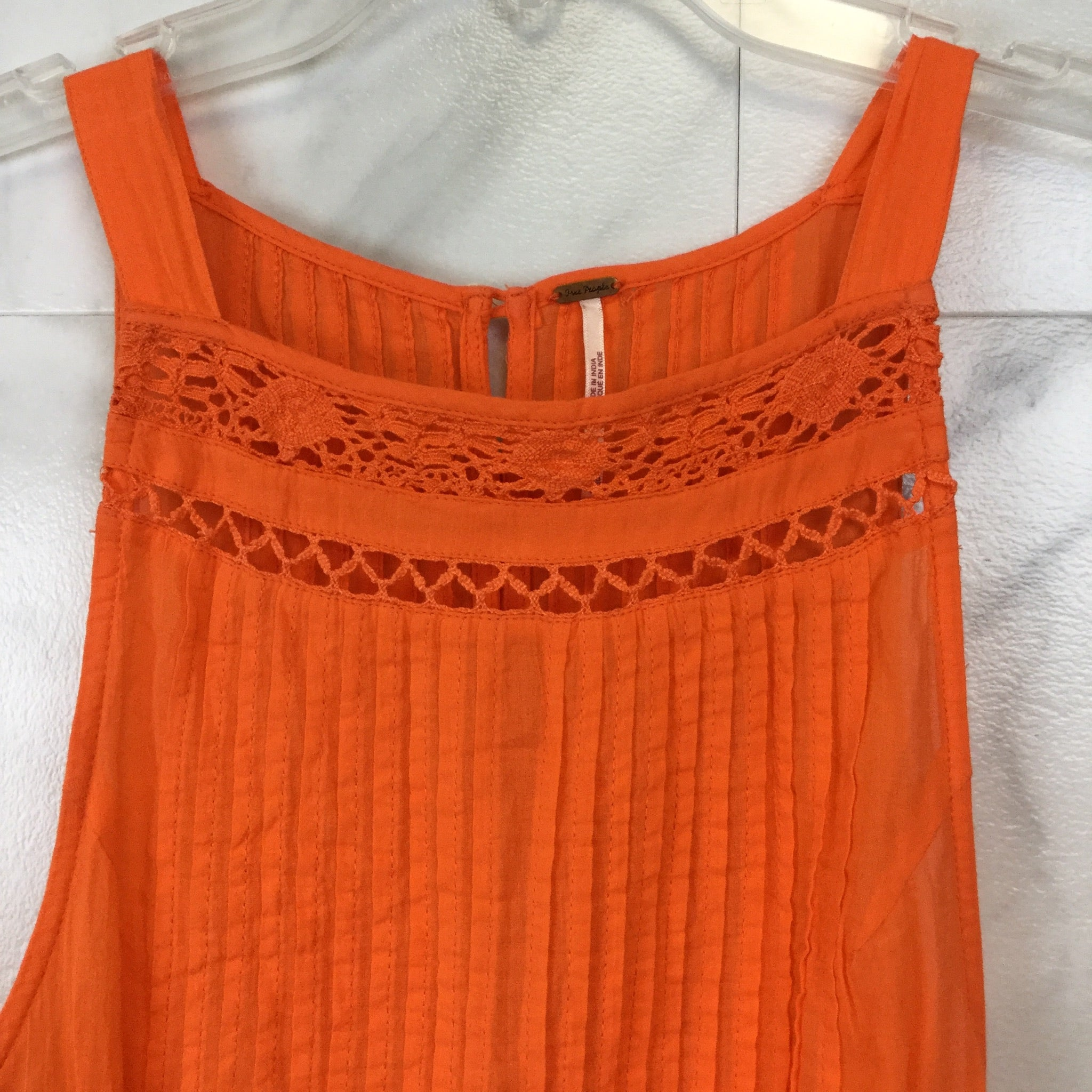 Free People Constant Crush Tank Top - size XS