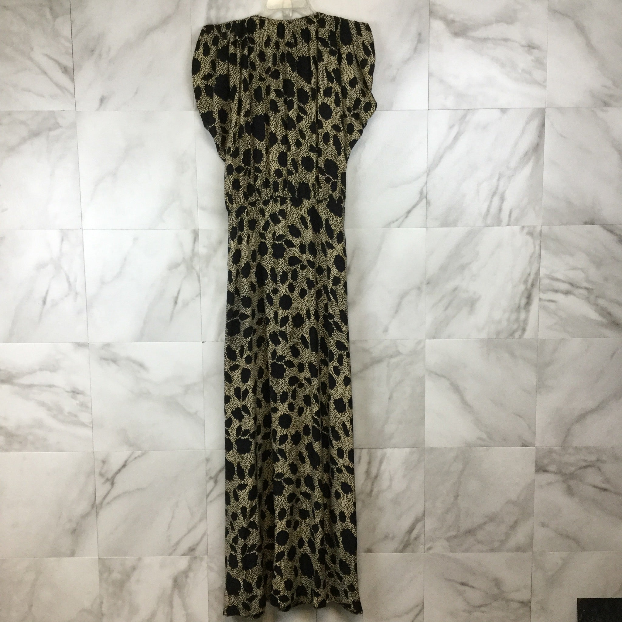 Parker Cap Sleeve Long Dress- size L