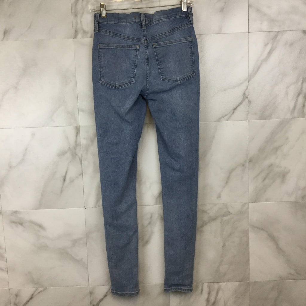Free People High Rise Skinny Jeans- size 27