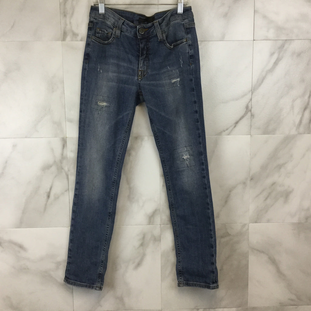 Victoria Beckham Distressed Jeans - size 27