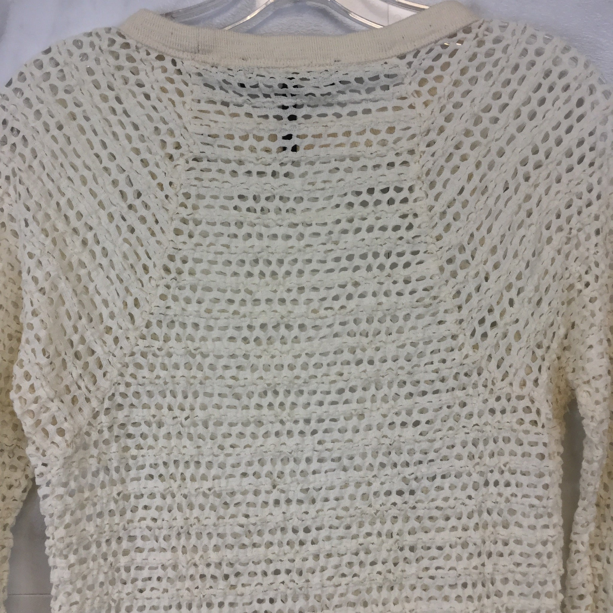 Isabel Marant Open Knit Top - size 3