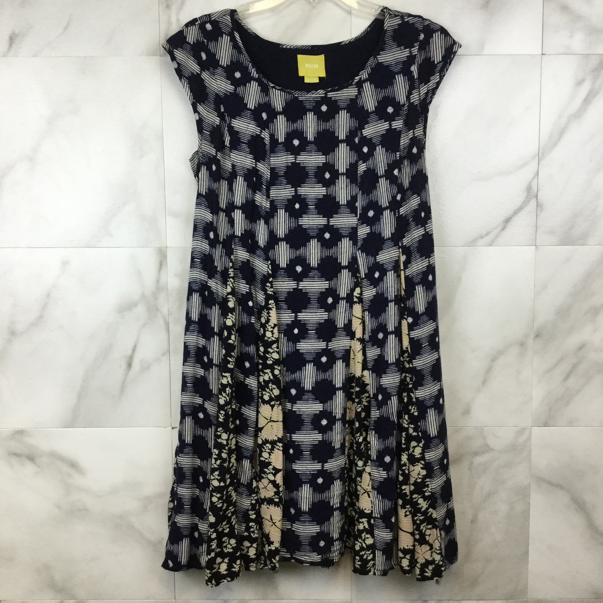 Anthropologie Maeve Indiga Swing Dress- size M