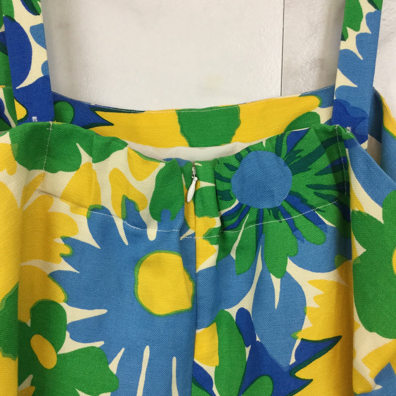 J. Crew Morning Floral Shift Dress- size 12