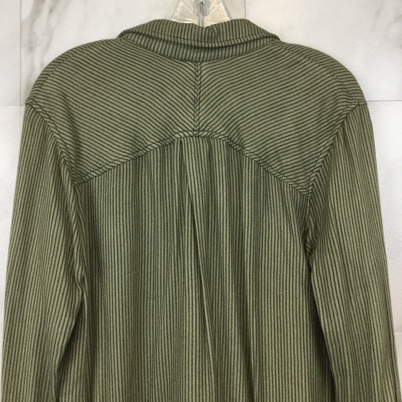 Free People Striped Long Sleeve - size S