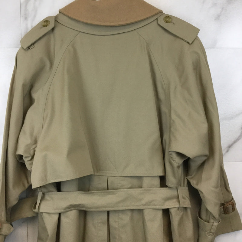 Burberry Lined Trench Coat - size 14P