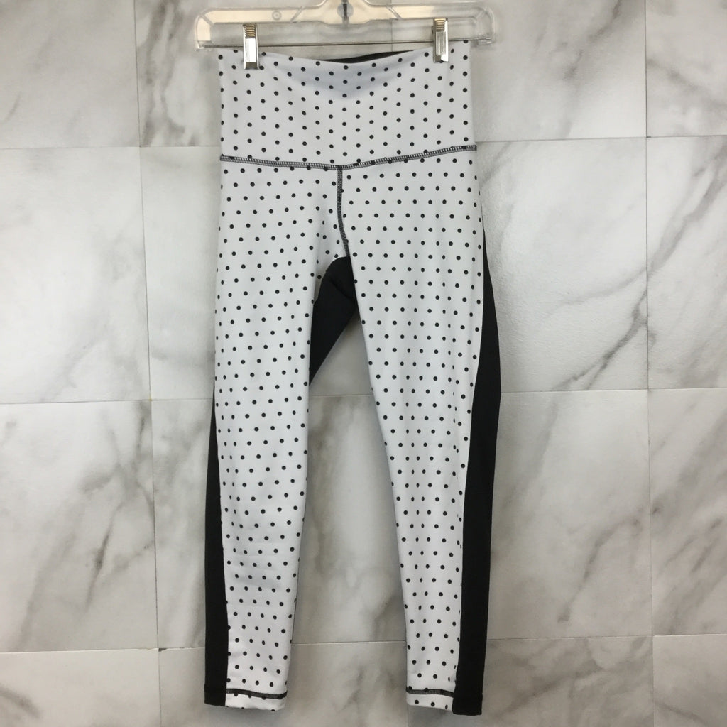 DYI Define Your Inspiration Polka Dot Legging- size S