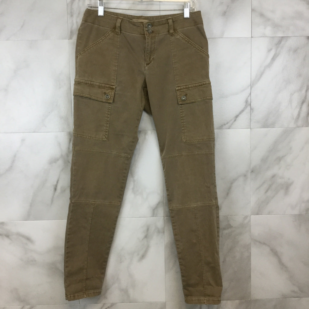 Banana Republic Natural Skinny Cargo- size 10