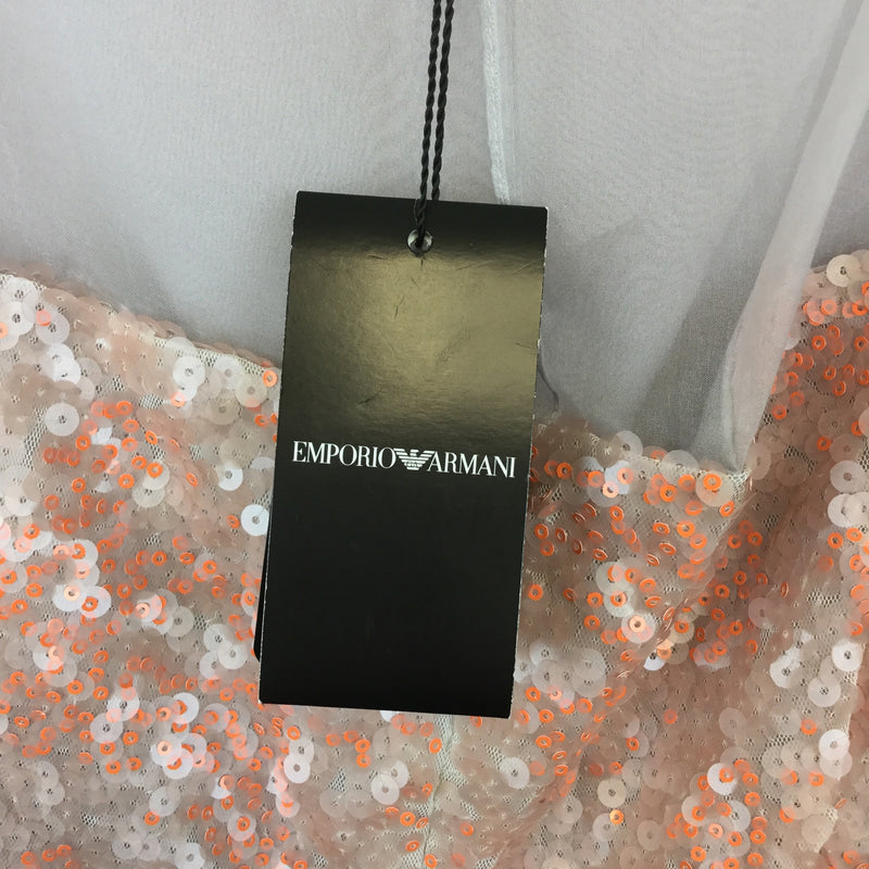 Emporio Armani Sequin Dress - size 40