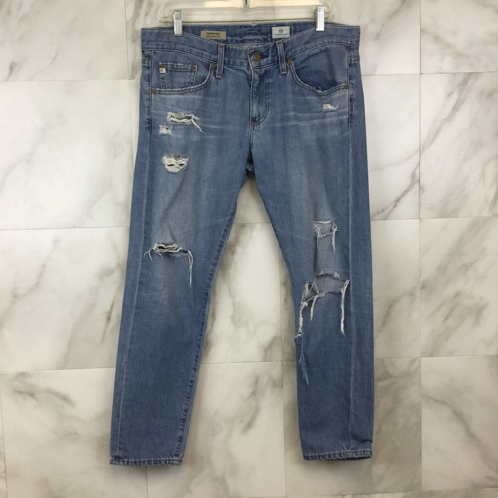 AG Jeans The Nikki Crop - size 30