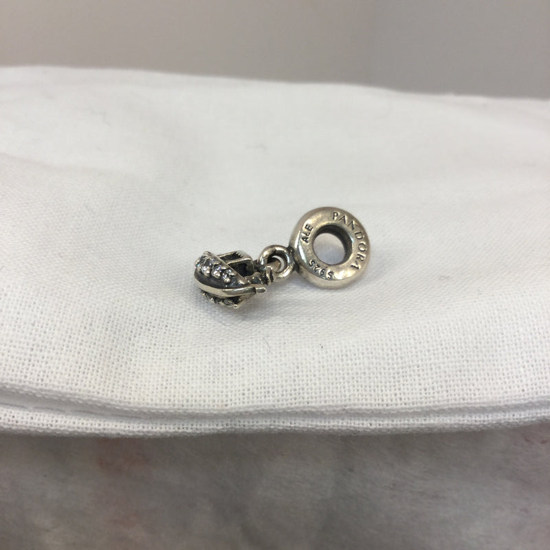 "Pandora ""Gondola"" Italian boat Dangle Charm Bead"