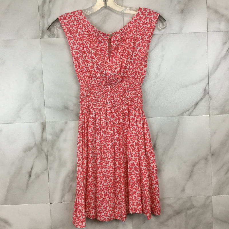 Kid's Kate Spade Pink Floral Dress- Size 140/10Y