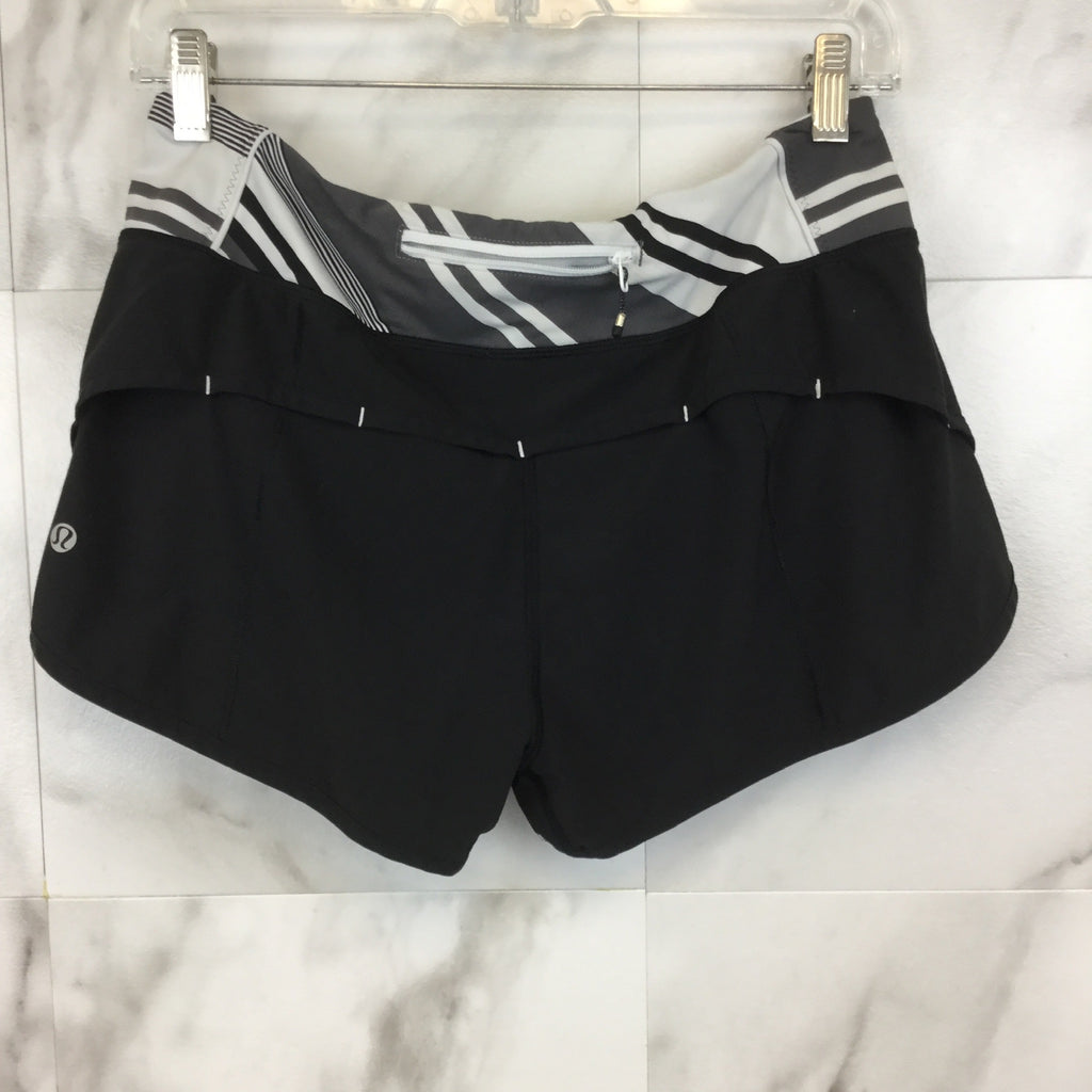 Lululemon Run: Speed Short- size 6/8