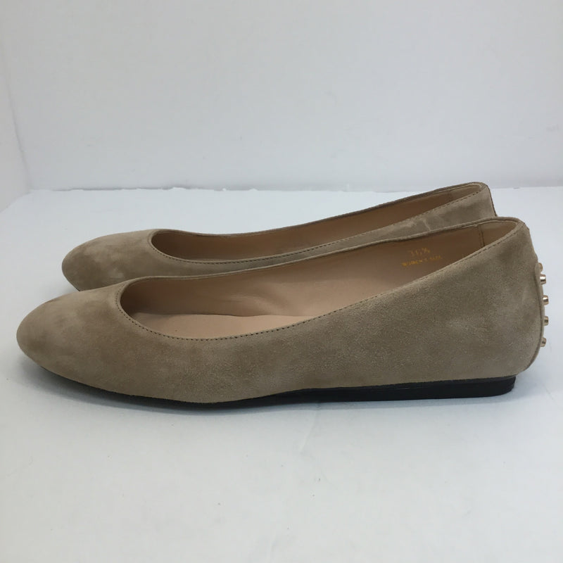 Tod's Suede Ballet Flats - size 36.5