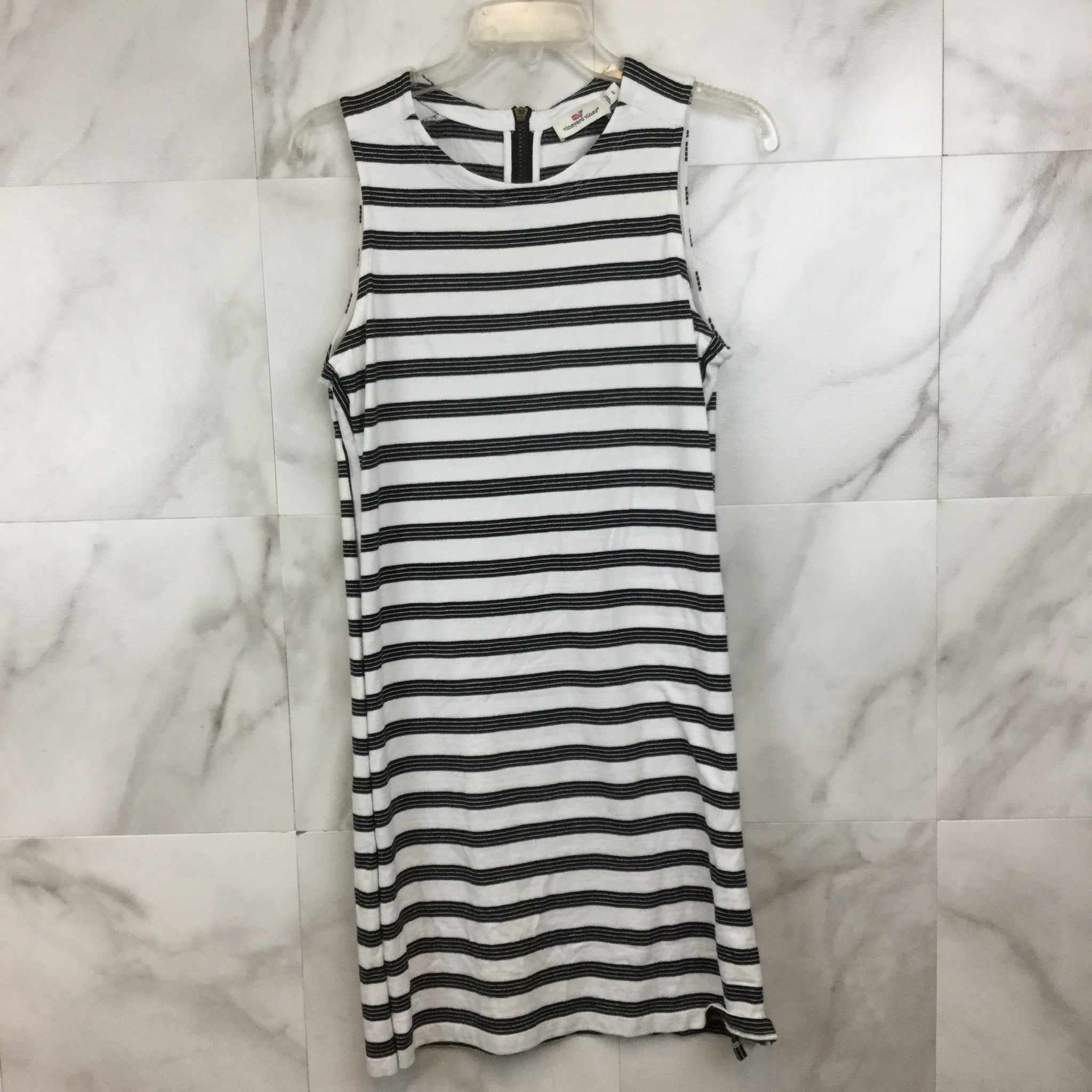 Vineyard Vines Stripe Knit Shift Dress- size S