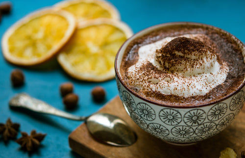 Mexican Hot Chai Chocolate