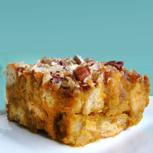 Chai Bread Pudding