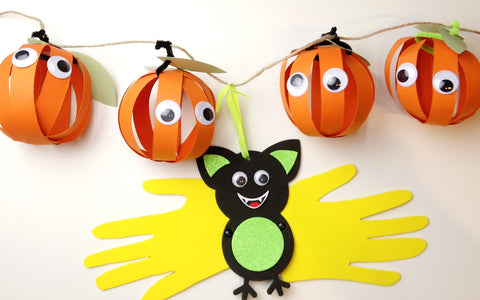 Get Spooky With The Kids Crafty Little Monsters Halloween