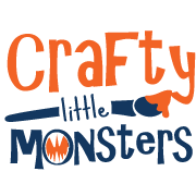 Crafty Little Monsters Logo