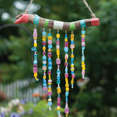 Beaded Wind Chime Children's Workshop - Sat 11th May