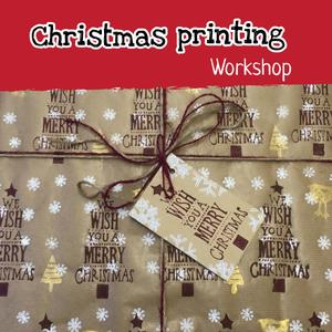 BIG Christmas craft workshop sale. - Saturday 22nd Dec