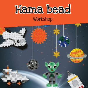 Hama Bead Mobile Children's Workshop - Saturday 16th Feb