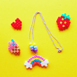 Hama beads workshop Friday 26th July.