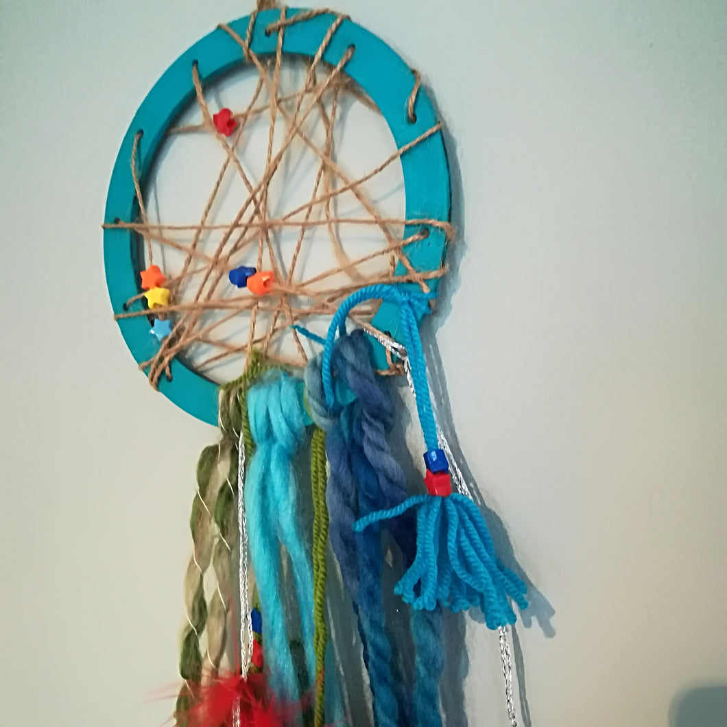 children's Craft Kits - dream catcher