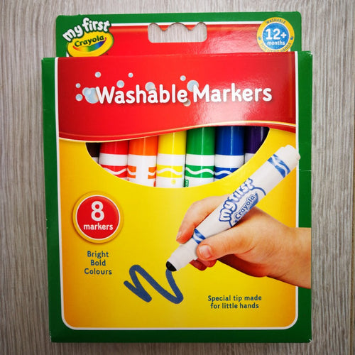 Children's washable marker pens