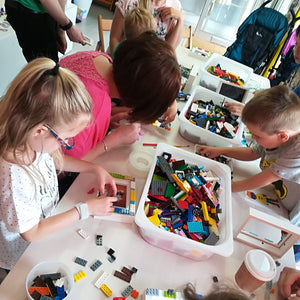Buckingham Lego club play session Sunday 13th Oct