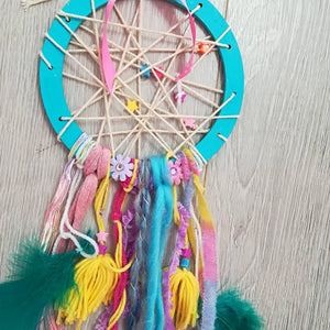 Dream catcher children's craft kit