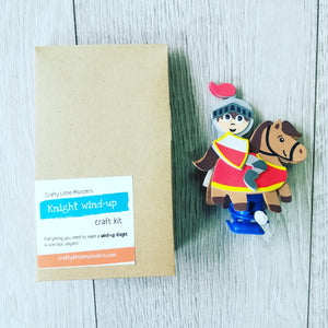 Knight Walker Children's Craft Kit