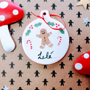 Tiny Ceramic Christmas Workshop - Sat 7th Dec