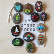 Story Stones - Mindfullness Workshop Sat 23rd Nov