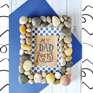 Fathers day Dad Rocks Workshop Fri 14th June
