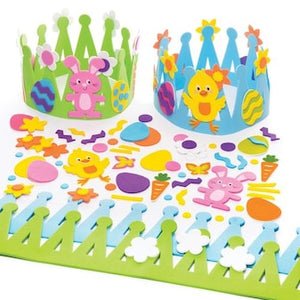 Easter crown craft kit
