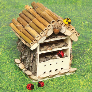 Bug House Workshop for Children - Sat 27th July