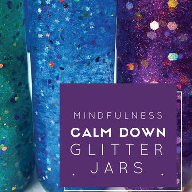 Calming Jars - Mindfullness Workshop Sat 23rd Nov