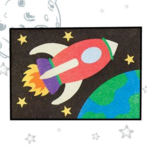 Rocket Sand Art Buckingham Fringe Workshop - Sat 13th July