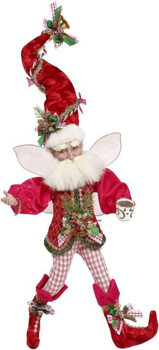 20'' Large Christmas Morning Fairy by Mark Roberts