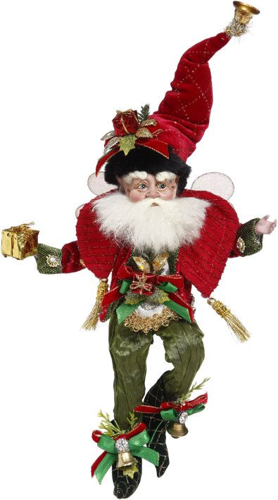 10'' Small Fairy of Christmas Presents by Mark Roberts